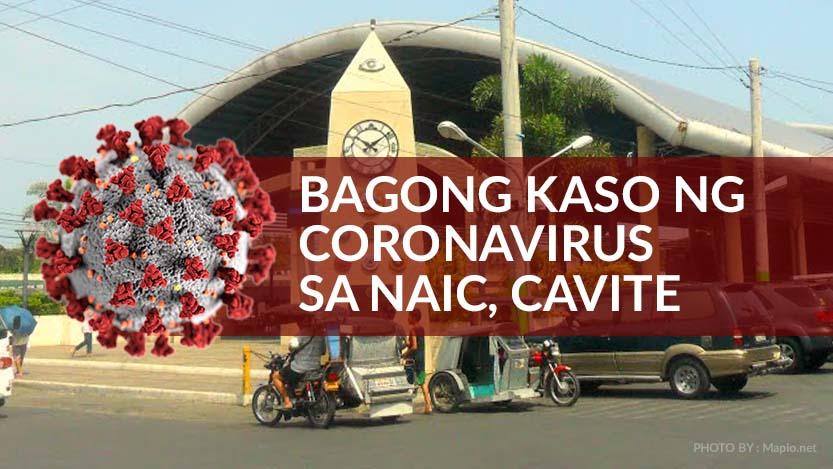 1 Bagong Kaso ng COVID-19 sa Naic, Cavite