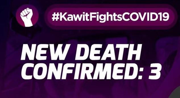 3 Pasyente ng COVID-19 sa Kawit, Nasawi