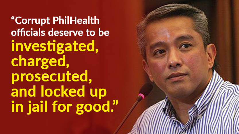 "Gov. Remulla on Corrupt PhilHealth Officials: ""They Deserve to be Locked Up in Jail for Good"""