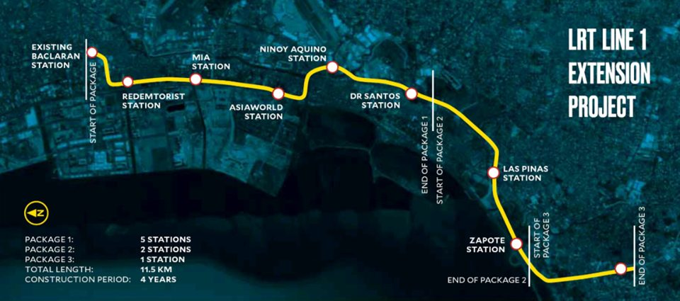LRT1 Cavite Extension, Maaari Nang Buksan sa Disyembre 2021.