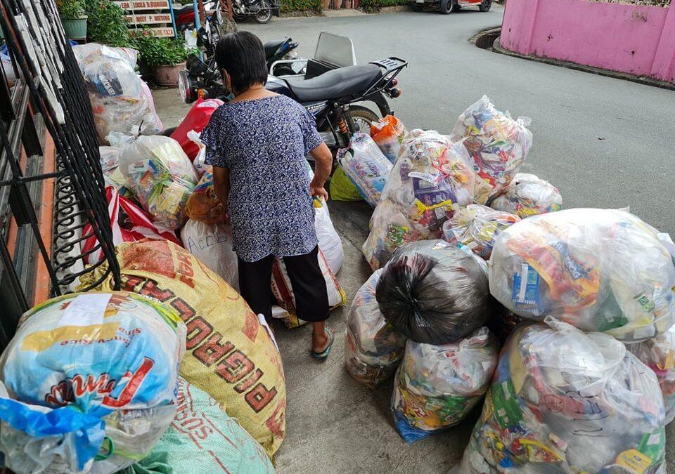 Plastic Mo, Gawing Bigas