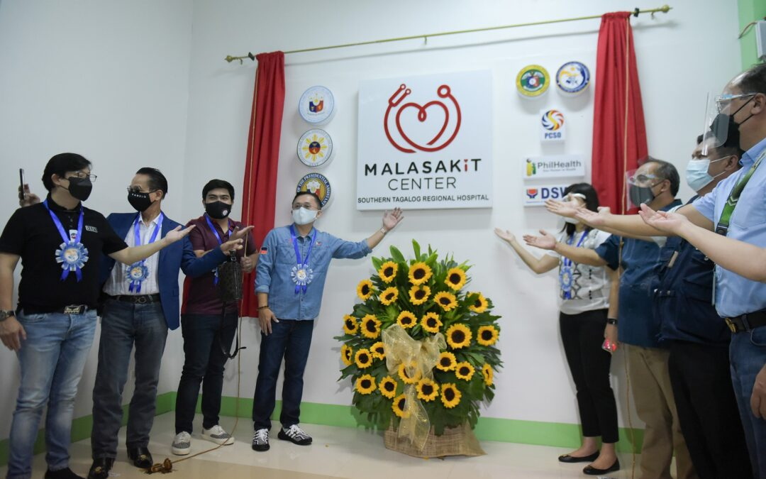 Malasakit Center sa Southern Tagalog Regional Hospital