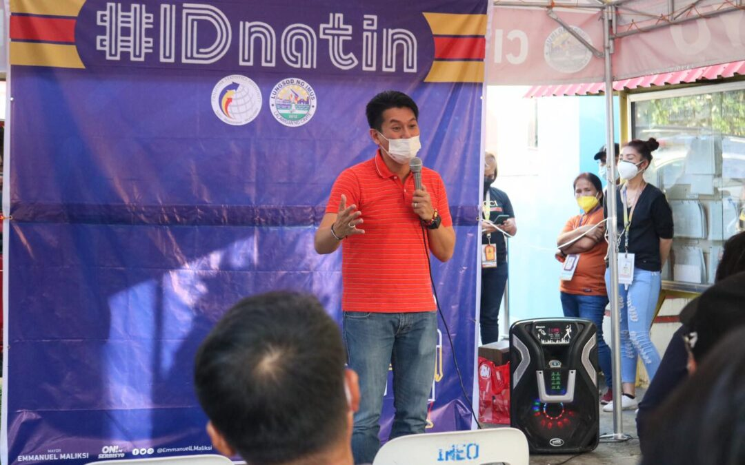 National I.D Registration Center sa Imus, Nadagdagan pa!