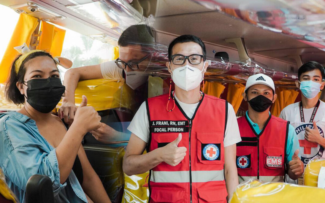 Resbakuna Bus, Muling Umarangkada Sa Imus, Cavite